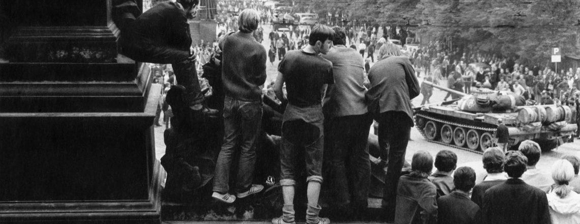 Prague 1968: Photographs by Paul F. Goldsmith