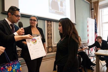 American Center hosted the Award Ceremony of the 17th Romano Suno (Romani Dream) Contest.