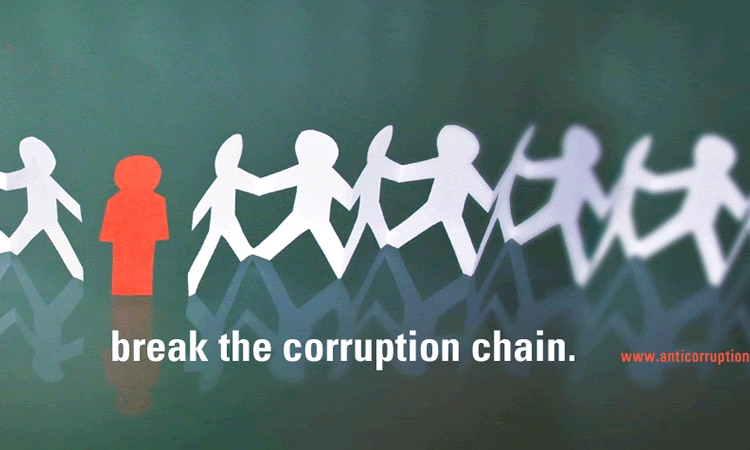 2015 Theme: Break the corruption chain