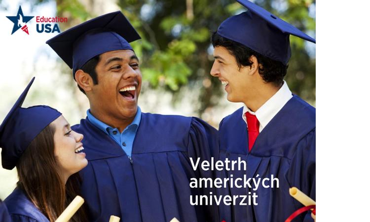 Veletrh amerických univerzit 2016