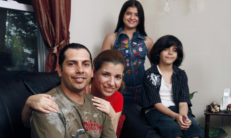 Cuban family found new home in New York.
