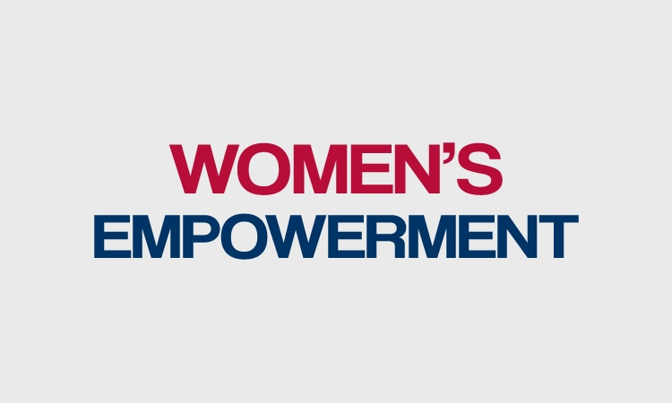 U.S. Embassy Prague Launches a New   Fund for Women's Empowerment