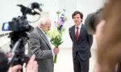Ambassador Schapiro Congratulates Czech Scientist