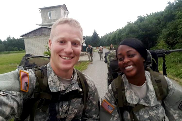 U S  Army Cadets Take Training in the Czech Republic | U S