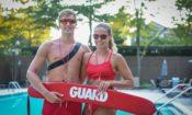 SWT 2017: Alžběta Dubská, Nejlepší letní outfit je úsměv a červené plavky, Owings mills, Maryland