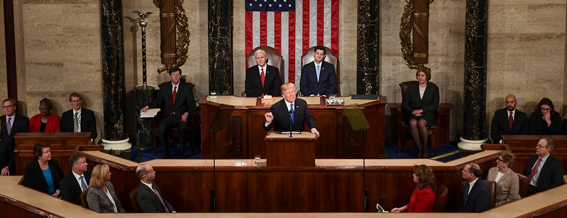 The 2018 State of the Union