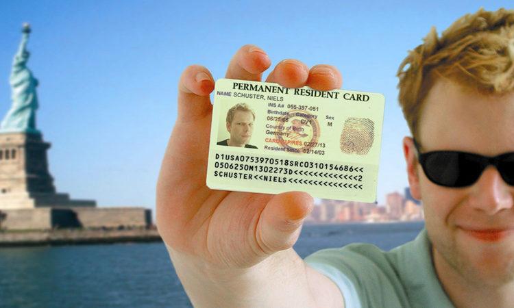 Greencard lottery