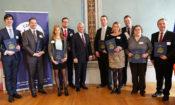 Ambassador King Met with Alumni of the IVLP Exchange Programs