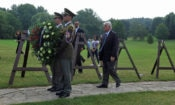 The Embassy Commemorates the 76th Anniversary of Lidice Massacre