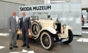 Ambassador King Visits Mlada Boleslav